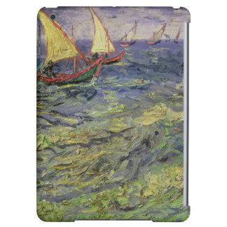 Seascape at Saintes-Maries  1888 iPad Air Covers