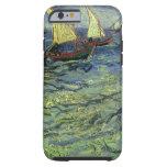 Seascape at Saintes Maries by Vincent van Gogh iPhone 6 Case