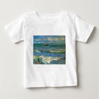 Seascape at Saintes-Maries-de-la-Mer Baby T-Shirt