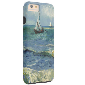 Seascape at Saintes-Maries de la Mer by van Gogh Tough iPhone 6 Plus Case