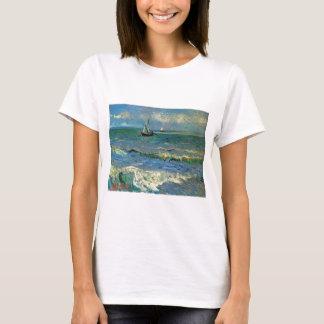 Seascape at Saintes-Maries-de-la-Mer T-Shirt