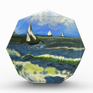 Seascape at Saintes-Maries, Van Gogh Award