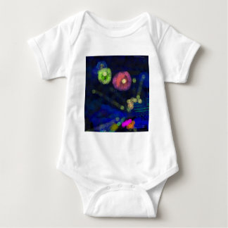 Seascape Baby Bodysuit