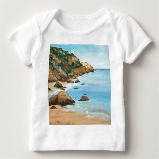 Seascape Baby T-Shirt