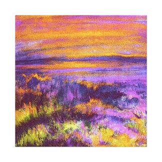 """Seascape Beauty"" Canvas Print"