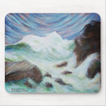 Seascape by Laurie Mitchell LaurevaM Mousepads