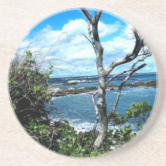 Seascape Drink Coaster