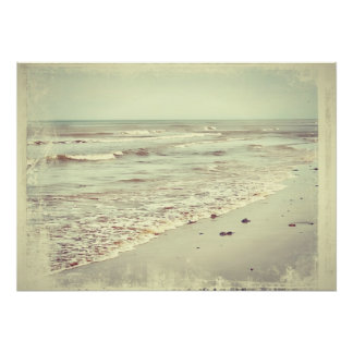 Seascape Cromer Posters