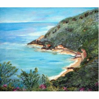Seascape Cutout