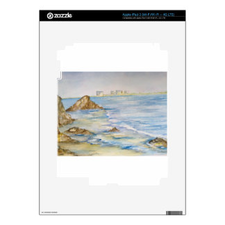 Seascape Decal For iPad 3