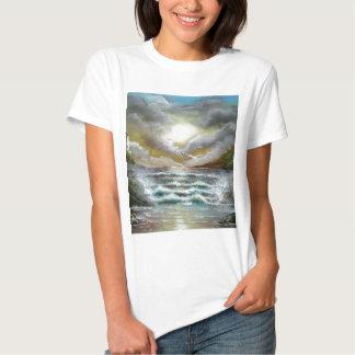 Seascape Dusk Design Shirt
