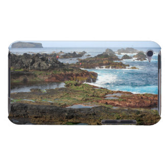 Seascape from Azores islands iPod Case-Mate Cases
