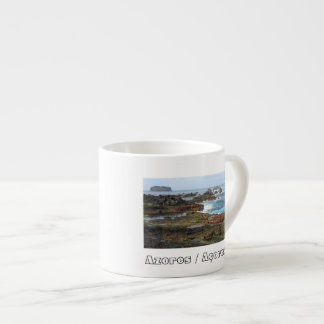 Seascape from Azores islands Espresso Cup