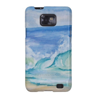 Seascape Galaxy SII Covers
