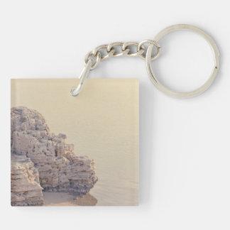 Seascape Keychain