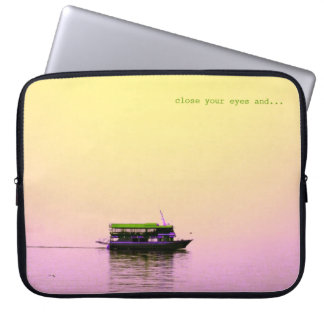seascape laptop computer sleeves