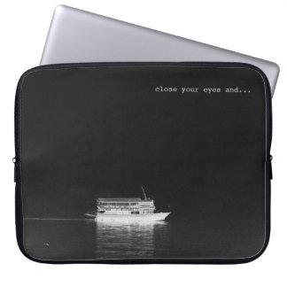 seascape laptop sleeves