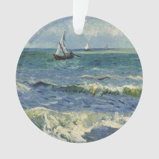 Seascape Les Saintes-Maries-de-la-Mer by Van Gogh