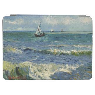 Seascape Les Saintes-Maries-de-la-Mer by Van Gogh iPad Air Cover