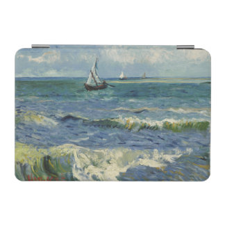 Seascape Les Saintes-Maries-de-la-Mer by Van Gogh iPad Mini Cover