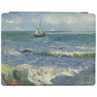 Seascape Les Saintes-Maries-de-la-Mer by Van Gogh iPad Cover