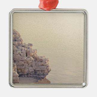 Seascape Metal Ornament