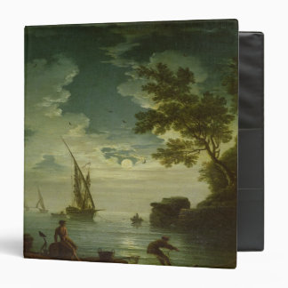 Seascape, Moonlight, 1772 Binder