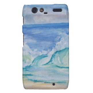 Seascape Motorola Droid RAZR Cover
