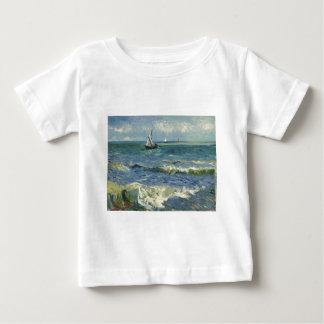 Seascape near Les Saintes-Maries-de-la-Mer Baby T-Shirt