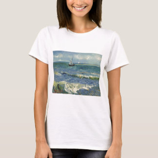 Seascape near Les Saintes-Maries-de-la-Mer T-Shirt