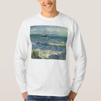 Seascape near Les Saintes-Maries-de-la-Mer T-Shirt
