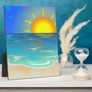 Seascape Plaques