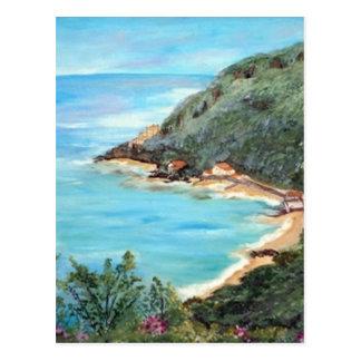 Seascape Postcard