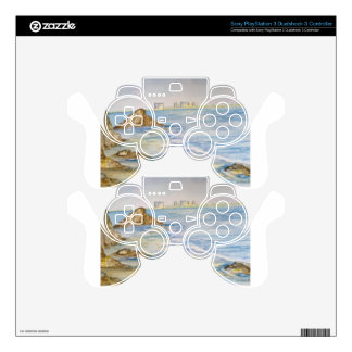 Seascape PS3 Controller Decals