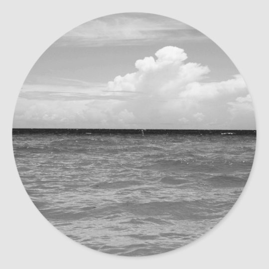 Seascape Sticker