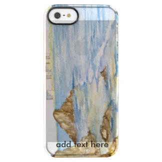Seascape Uncommon Clearly™ Deflector iPhone 5 Case