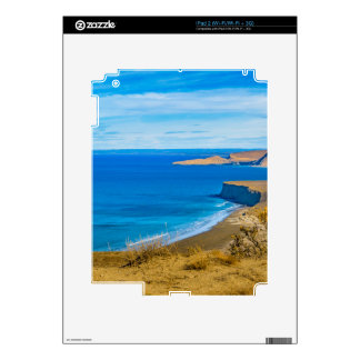Seascape View from Punta del Marquez Viewpoint Skin For iPad 2