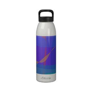 Seascape Reusable Water Bottle