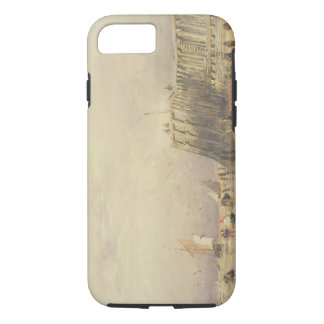 Seascape with Sailing Barges and Figures Wading Of iPhone 8/7 Case