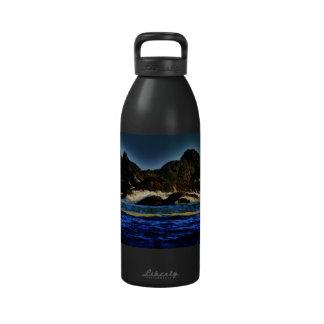 Seascape Wonderland Waterbottle Drinking Bottles