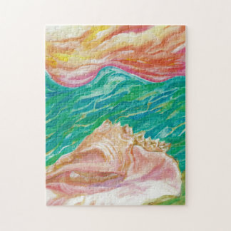 "Seashell 11""x 14"",  252 Piece Puzzle"
