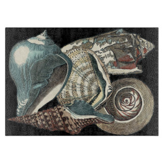 Seashell Anthology Cutting Board