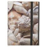 Seashell Background - Customized iPad Cases