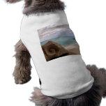 Seashell Beach Paradise Pet Tshirt