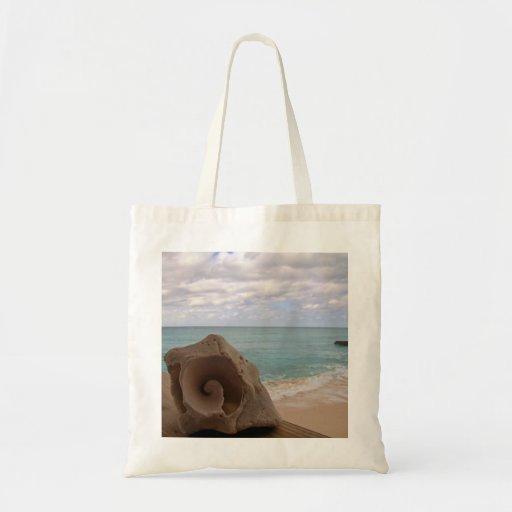 Seashell Beach Paradise Tote Bag