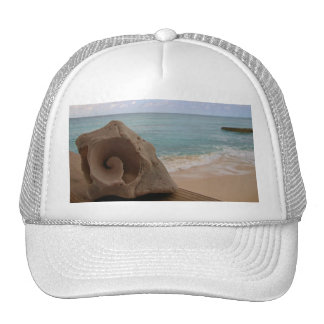 Seashell Beach Paradise Trucker Hat
