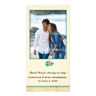 Seashell Beach Photo Card