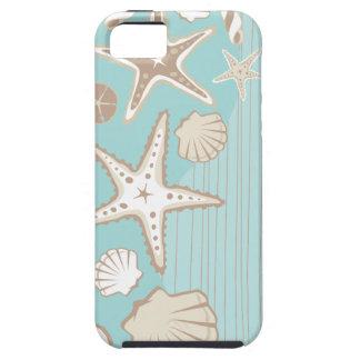 Seashell beach seaside iphone cover iPhone 5 case