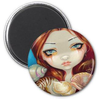 """""""Seashell Beauty"""" Magnet"""