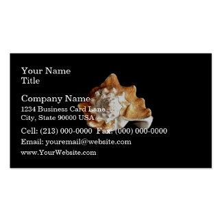 Seashell Business Card Templates
